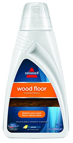 bissell 1788l wood floor reinigungsmittel f r spinwave crosswave und andere hartboden. Black Bedroom Furniture Sets. Home Design Ideas