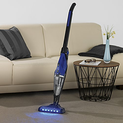 cleanmaxx akku b rst sauger 2in1 14 8v multi zyklon technologie elektrische turbod se in. Black Bedroom Furniture Sets. Home Design Ideas